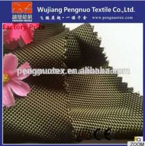 600d PU Coated Poly Oxford Fabric for Bags (PNOF-1)