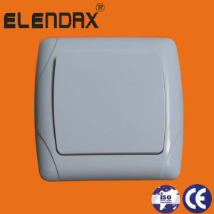 Electric One Gang Wall Switch Similar Viko Design (F3001) pictures & photos