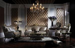 Classical Wooden Bedroom Furniture Sofa