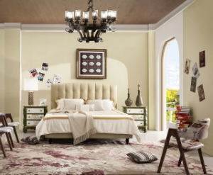 The Modern Style Bedding Set of Home Furniture (A806) pictures & photos