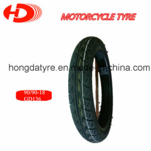 2016 Hot Sale Motorcycle Tyre 90/90-18 Tubeless pictures & photos