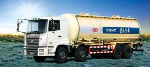 Camc 8*4 Bulk Cement Tanker Truck 44 Cbm