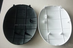 Plastic Injection Cover Part/ Mould for Coffee Machine pictures & photos