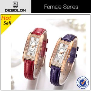 Hot Selling Fashion Stainless Steel Girl Watch