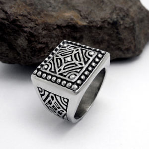 Cross Wholesale Personality Restoring Ancient Ways Ring pictures & photos