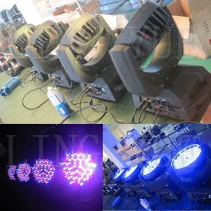 DJ Disco 108 3W Stage Sharpy Moving LED Beam Light pictures & photos