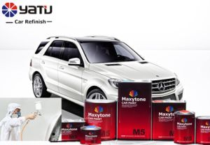 Yatu Silver Colors Auto Paint (Medium White Silver) pictures & photos