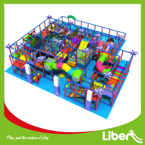 China Professional Manufacturer Kids Indoor Playground pictures & photos