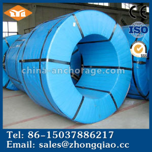 ISO9001 Certificated ASTM A416 Grade 270 9.5mm Prestressed Concrete Strand pictures & photos
