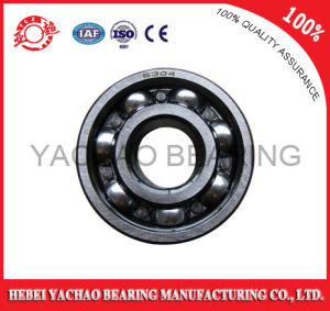 Deep Groove Ball Bearing (6304 ZZ RS OPEN) pictures & photos