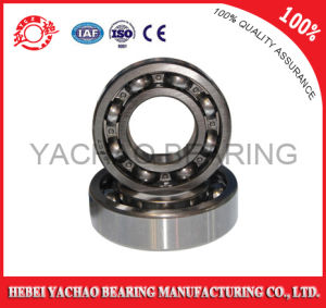 Deep Groove Ball Bearing (6207 ZZ RS OPEN)