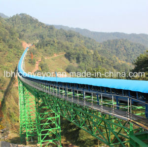 Long-Distance Mined Belt Conveyor for Material Handle pictures & photos