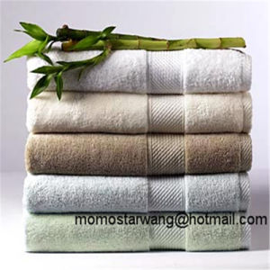 Soft Health Bamboo Bath Towels of Multi Colours pictures & photos