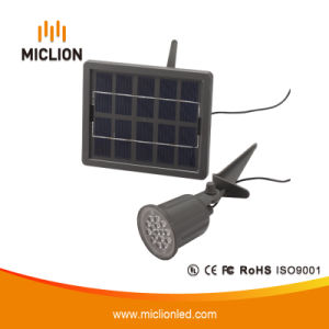0.6W Ni-MH IP65 LED Solar Lamp with CE pictures & photos