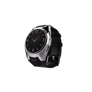 GPS and Lbs Double Position Smart Watch for Aged People pictures & photos