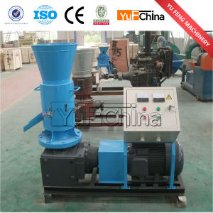Yufeng Flat Die Pellet Machine with Easy Maintenance pictures & photos