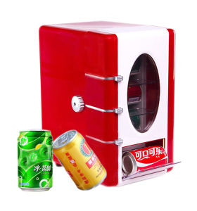 Electronic Beverage Cooler DC12V, with AC Adaptor (100-240V) for Drinking Exhibition pictures & photos
