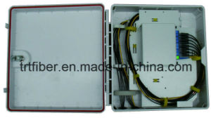 Outdoor Wall Mounted PLC Splitter Fiber Optical Distribution Box pictures & photos