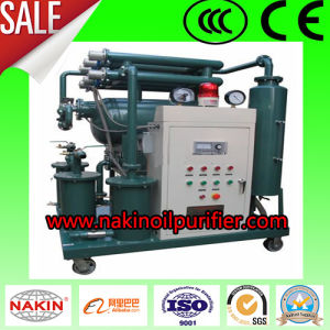 Transformer Oil Dehydration and Degassing Vacuum Insulating Oil Purifier pictures & photos