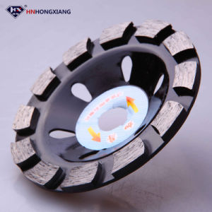 High Quality Resin Silent Beveling Diamond Wheel for Glass Grinding pictures & photos