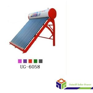Compact Pressurized Solar Water Heater (UG-6058) pictures & photos