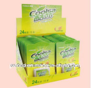 Coolsa Xylitol Sugar Free Blister Double Mint Film Candy pictures & photos