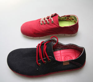 OEM Creative Design Leisure Cloth Shoes pictures & photos