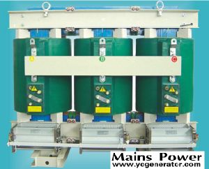 1250kVA 10kv Class Dry Type Transformer High Voltage Distribution Transformer pictures & photos