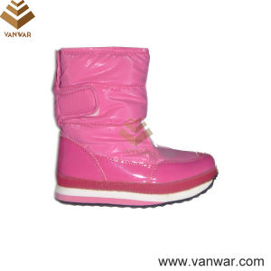 Cemented Russian Snow Boots (WSCB006) pictures & photos