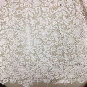 New Items Lovely Daisy Pattern Embroidery Lace Fabric pictures & photos