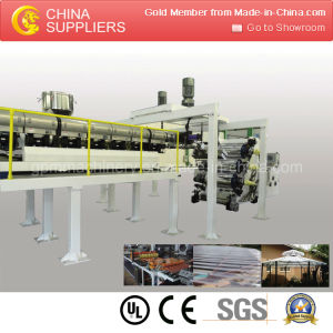 High Quality PC/PP Corrugated Sheet Extrusion Line pictures & photos