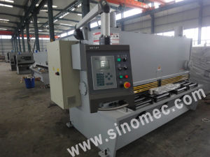Hydraulic Shearing Machine QC11k-10X2500 pictures & photos