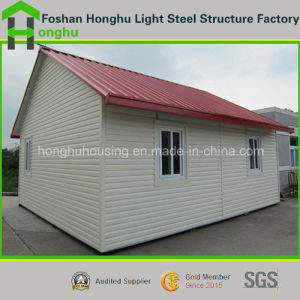Prefabricated House Single Storey Prefab Home Steel House Villa pictures & photos