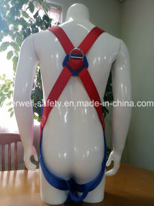 Safety Belt with Two-Point Fixed Mode (EW0312H) pictures & photos