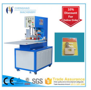 Factory Dedicated Double Station Manual Turntable Plastic Suction Packing Machine, Ce Approved Blister Packing Machine pictures & photos