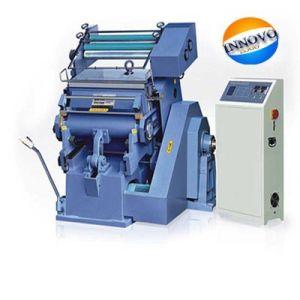 Folio Computerized Hot Stamping Die Cutting Machine (TMYK750) pictures & photos