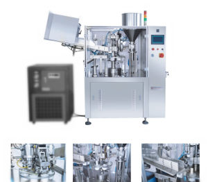Fully Automatic Tube Filling and Sealing Machine (metal tube) pictures & photos