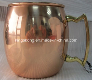 Single Wall Stainless Steel Pot-Bellied Cup pictures & photos