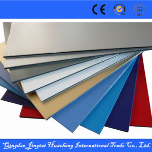 Water-Proof PE Coated ACP or Aluminum Composite Panels pictures & photos
