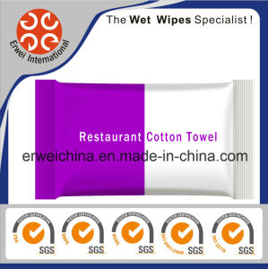 Refreshing Cotton Wet Towels pictures & photos