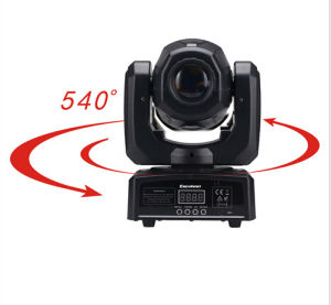 Cheap 35W Lumen Gobo Moving Head LED Effect Lights pictures & photos