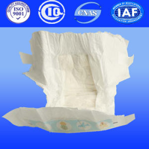 OEM Disposable Good Baby Diaper in Korea with Elastic Band, Best Price, High Absorption pictures & photos