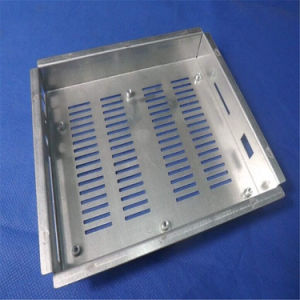 High Quality Deep Drawing Stamping Part of Sheet Metal Stamping for Small-Lot Production