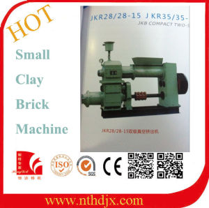 Cheap Price Automatic Vacuum Brick Making Machine pictures & photos