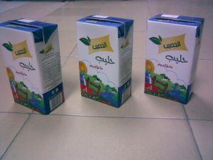 Milk Box Aluminum Packing Foil Bag