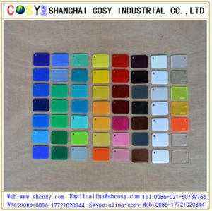 Clear Plastic PMMA Cast Acrylic Sheet/Acrylic Board pictures & photos