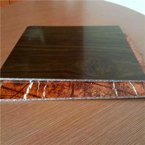 4mm Thick Aluminium Corrugated Core Composite Panels pictures & photos