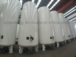 Industrial Low Pressure Cryogenic Lox Lin Lar Storage Tank pictures & photos