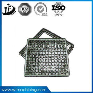 OEM Iron Casting Manhole Cover Frames for Drainage System pictures & photos