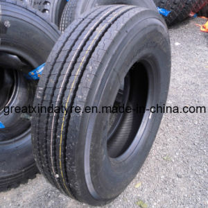 Chinese Tyre Manufacturers, TBR Tyres for Hino Trucks Trailer 1r22.5 pictures & photos